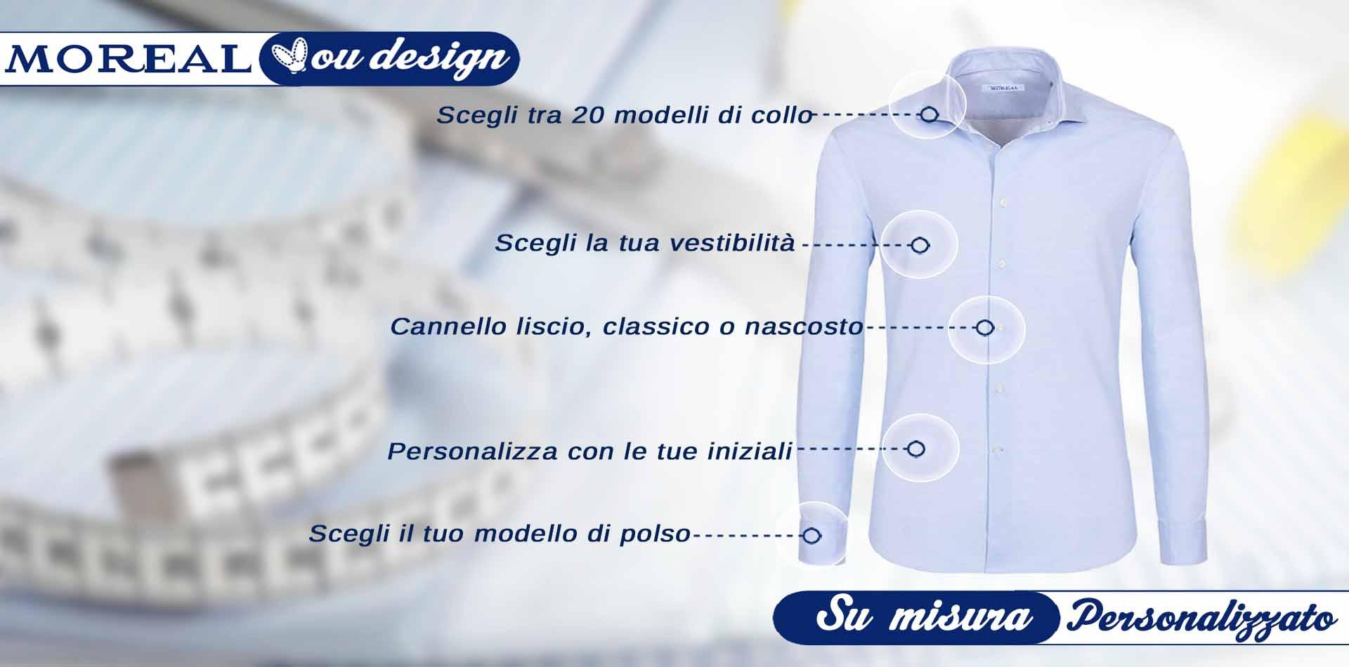 You Design - Personalizza la tua camicia