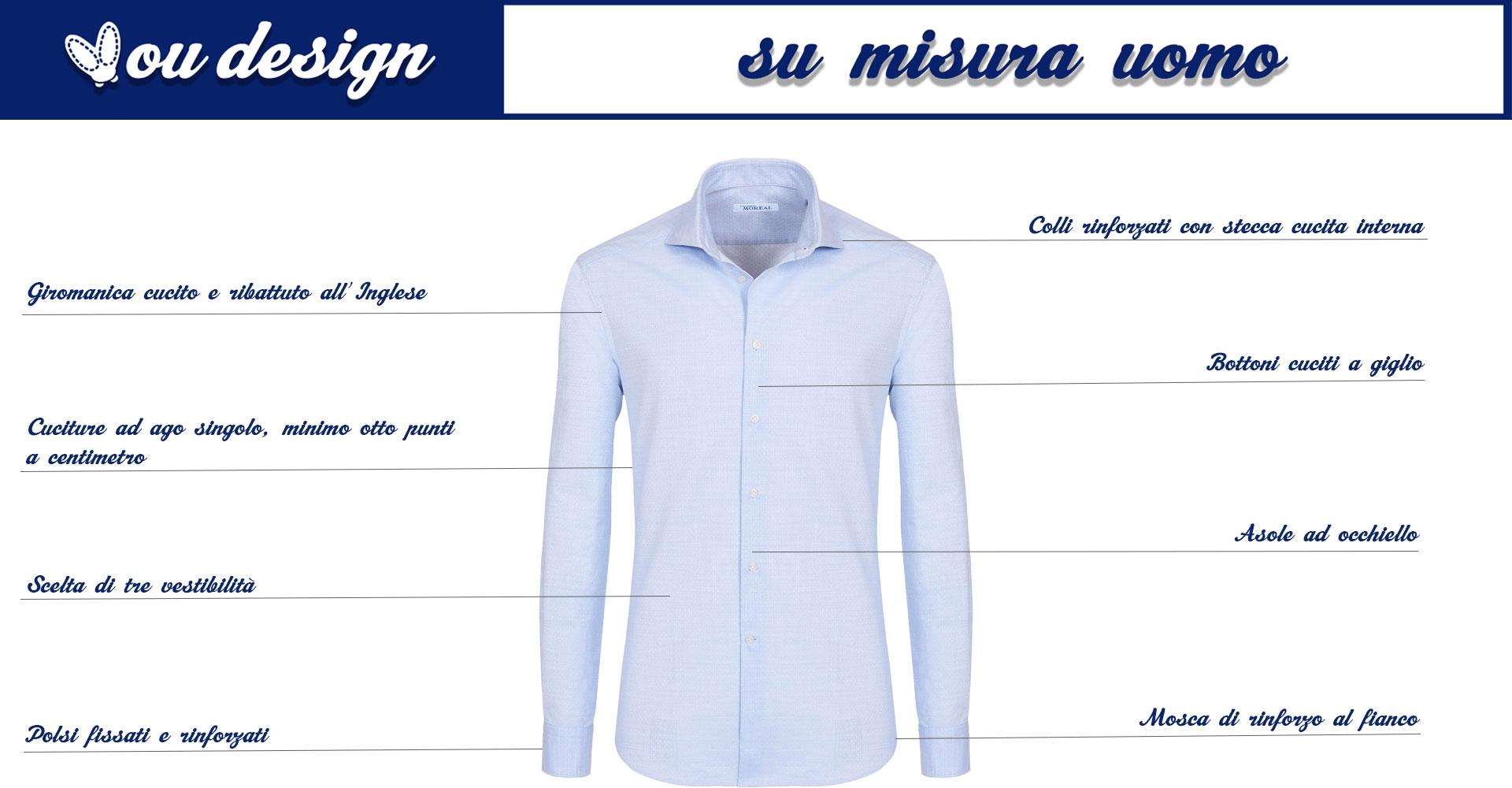 Camicie Sumisura