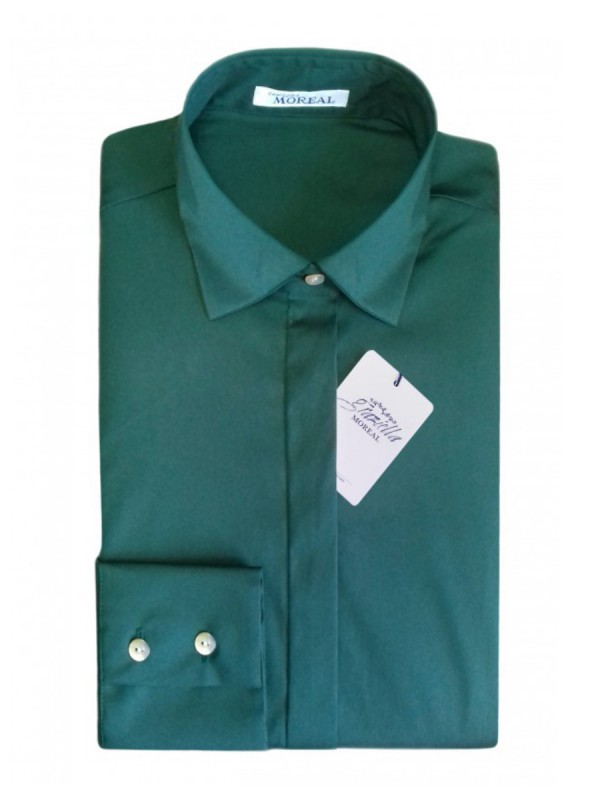 POPELIN VERDE 75%COT 20%PA 5%EA  DONNA MD(RCDO105VE)